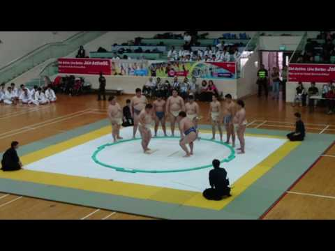 Sumo  by Nippon Sports Science University 13022017