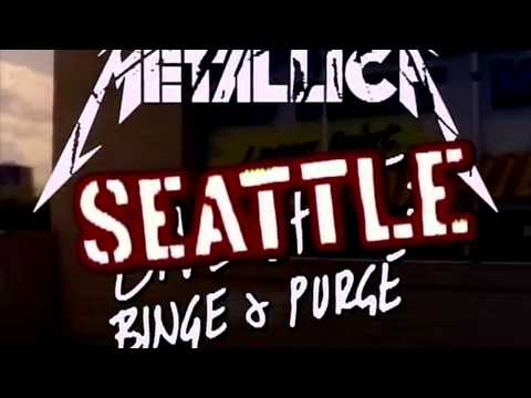 Metallica - Live Shit Seattle 1989 - FULL HD Widescreen Upscaled