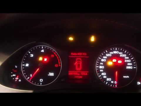 Audi A4 2.0 TDI CAGB Nierówna praca