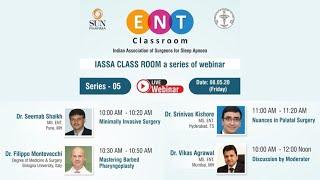 Iassa Class Room Webinar series 5 08 05 2020