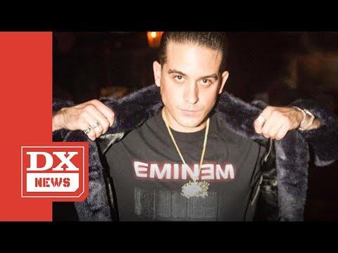 G-Eazy Taunts Machine Gun Kelly With Eminem Throwback Photo