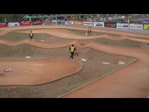 China Radio Control 1/8th E- buggy Xiamen National