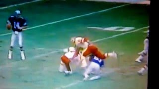 Redskins -Dallas 1982 NFC Championship. Daryl Grant touchdown moment