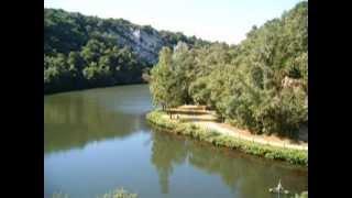 Video Vax - L'étang du Mont Castre - Lithaire - La Haye-du-Puits (Cotentin, Manche, Normandie)