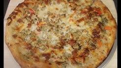 Clams Casino Pizza  Recipe
