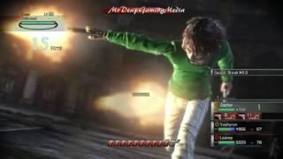 Resonance of Fate XBOX 360 Arena Gameplay