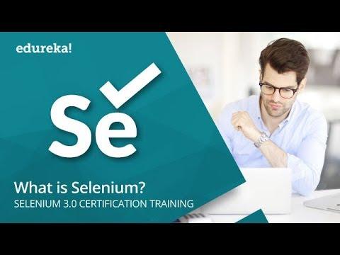 Download What Is Selenium | Selenium Tutorial For Beginner | Selenium Training | Selenium Tutorial | Edureka