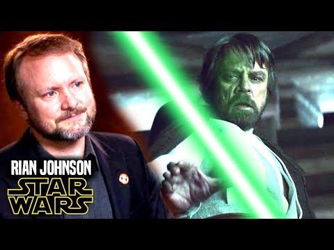 Star Wars! Rian Johnson Responds To Fan Backlash Again! & More (Star Wars News)