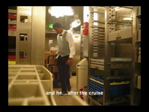 Sweatships Working Conditions On Cruise Ships Part YouTube - Living on cruise ship