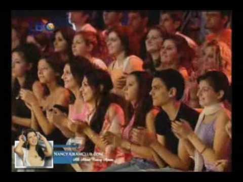 Nancy Ajram Ah We Noss Concert LBC 2005
