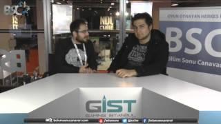 GIST 2016 - 3.GÜN / MuratAbiGF ve Talha Aynacı ile Sohbet