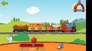 LEGO DUPLO Trains Video Game APP for Children