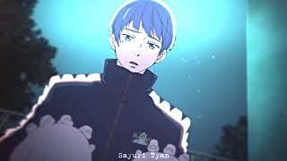 [ Аниме клип || AMV Crossover ] - Аичиро/Каори - Думать о тебе (300+)