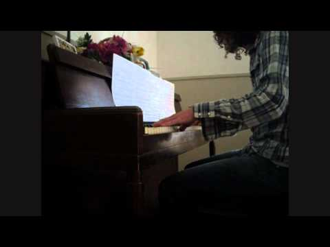 Fire By Augustana Piano Cover