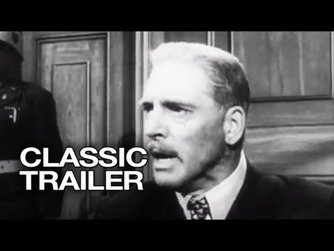 Judgment at Nuremberg Official Trailer #1 - Burt Lancaster Movie (1961) HD
