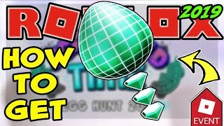 [EVENT] HOW TO GET THE TELEGGKINETIC EGG | ROBLOX EGG HUNT 2019 Scrambled In Time