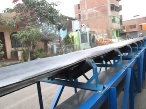 Faja Transportadora CORPORACION RAUNAS S.A.C