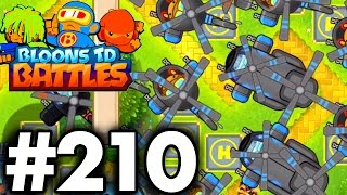 1 APACHE VS 100 CHINOOKs?!| Bloons TD Battles Update | Bloons TD Battles Part 210