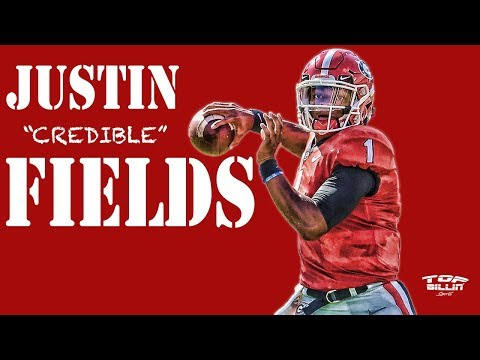 Film Study: SUPER FREAK Justin Fields makes UGA OTHERWORLDLY!!