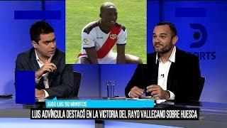 ADVÍNCULA destaca en la Liga con Rayo Vallecano, casi gol ante Huesca | Ranking FIFA de PERÚ, FARFÁN
