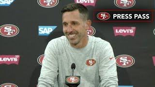 Kyle Shanahan Addresses Potential Starters ahead of Week 3 Matchup