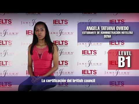 Jamestown English Center, testimonio Angela Tatiana Oviedo