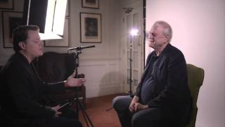 Eddie Izzard interviews John Cleese about his comedic influences