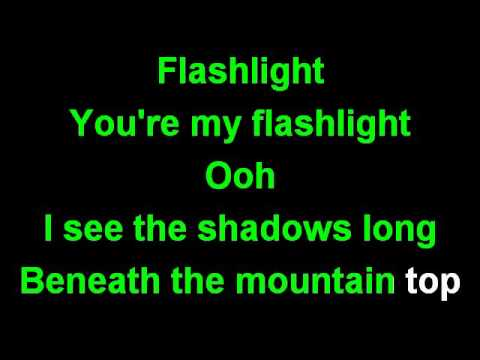 JESSIE J   FLASHLIGHT KARAOKE VERSION LYRICS