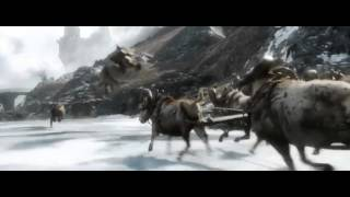 The Hobbit The Battle of Five Armies Deleted Scene  The Ride to Ravenhill thumbnail