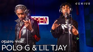 """Polo G & Lil TJay """"Pop Out"""" (Live Performance) 