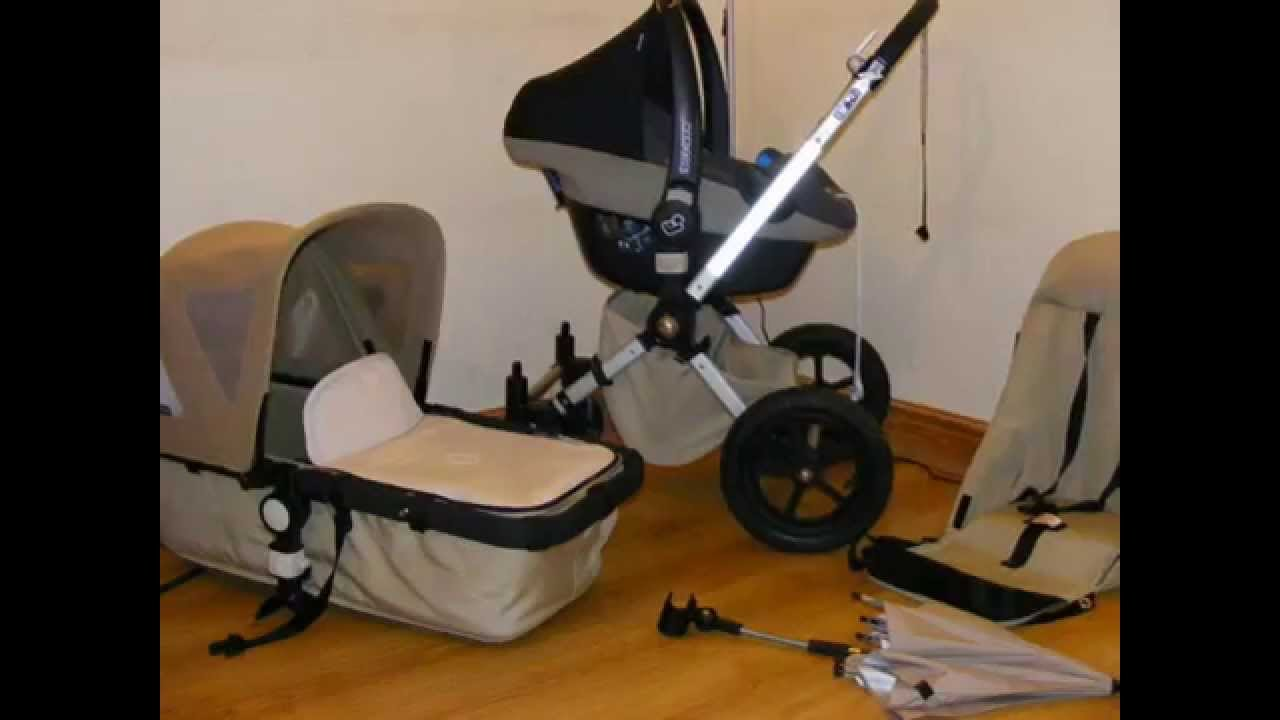 Très Bugaboo cameleon 1 st.generation all sand.maxi cosi pebble new  KD98