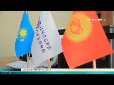 What does Red Crescent Society in Kazakhstan do?