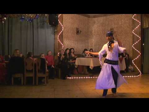 LUXOR male belly dance show 6