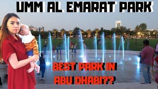 VLOG #90 WHATS INSIDE UMM AL EMARAT PARK (MUSHRIF PARK)