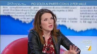 Centinaio (Lega) vs Alessia Rotta (PD): 'Quante renzate dici!'