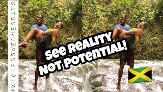See their reality not their potential! #wiglesswednesdays #love #dating #tedtalks #relationships