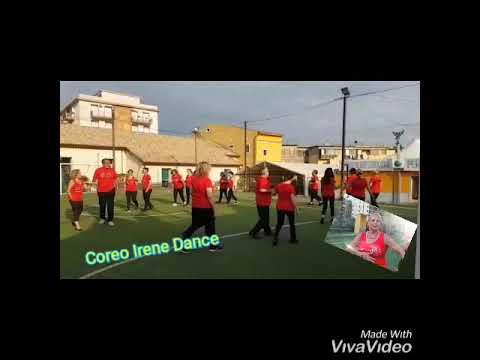 Merengue Coreo Irene Dance Balli Di Gruppo Choreographic Creativity  Prove Live