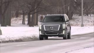 Функционирование системы полного привода (4WD) на Cadillac Escalade 2015