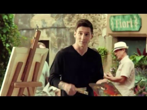 Lay's TVC with Akram and Messi - January, 2016
