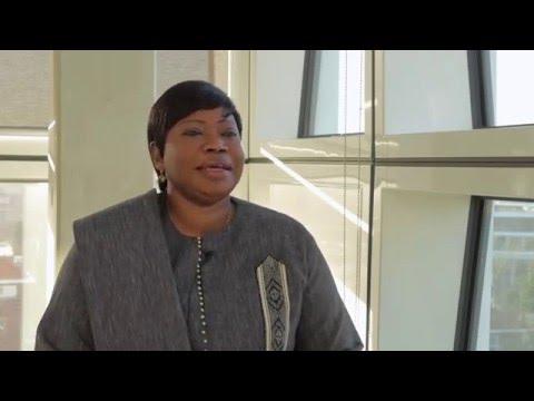 4.3 Interview with ICC Prosecutor Fatou Bensouda