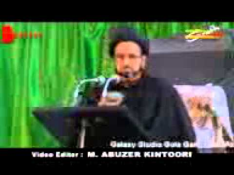 7th ASHRA-E-MAJALIS 1435 Recited Maulana AGHA ROOHI Saheb By GRAFH AGENC