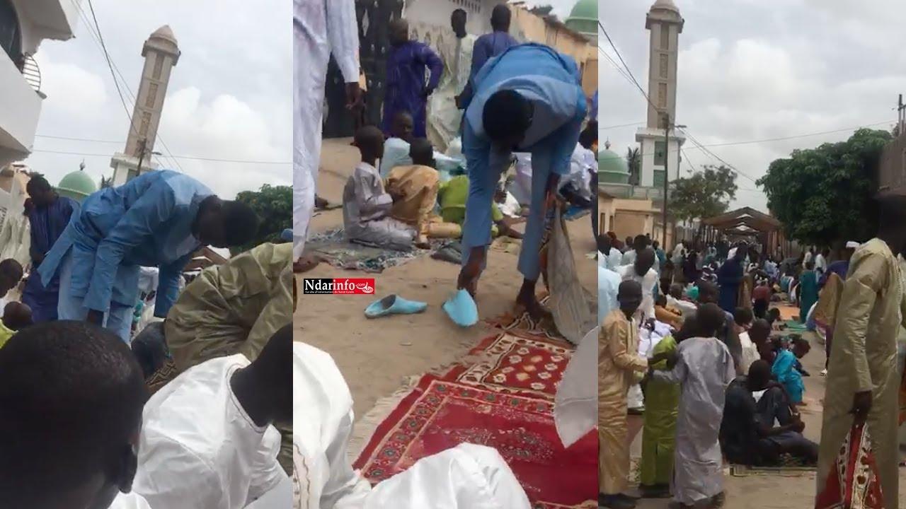 Oligarchie politico religieuse - L'Imam remercie Marieme Faye SALL : les fidèles boudent le khutba