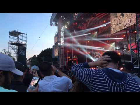 Future - Maskoff with jimmy kimmel live hollywood 04/24/2017 7:28pm pacific time