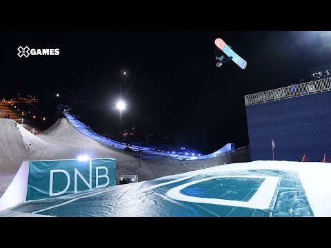 Generate Sebastien Toutant wins Men's Snowboard Slopestyle bronze | X Games Norway 2017 Images