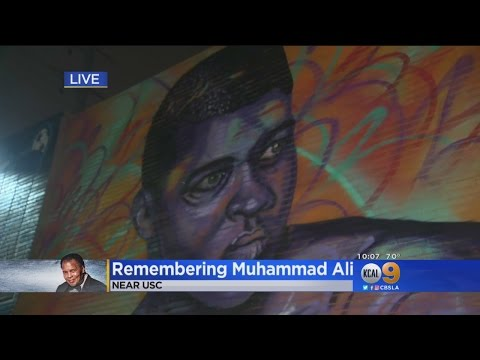 Locals React To The Death Of Boxing Legend Muhammad Ali