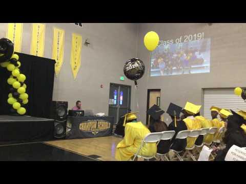 Champion Chandler 8th Grade Slide Show