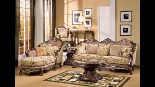 Traditional elegant living room ideas