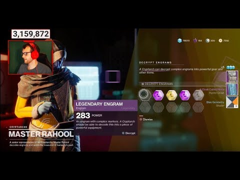 DESTINY 2 - PRESTIGE NIGHTFALL 300+ LOOT REWARDS COMPLETE!!! (Destiny 2 Nightfall Gameplay)