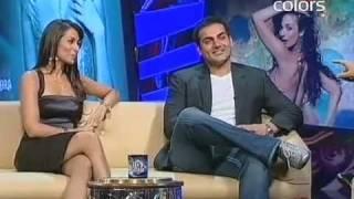 Sajid Superstars - Arbaaz Khan & Malaika Arora Part 1-3