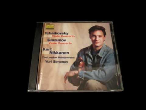 Kurt Nikkanen TCHAIKOVSKY Violin Concerto